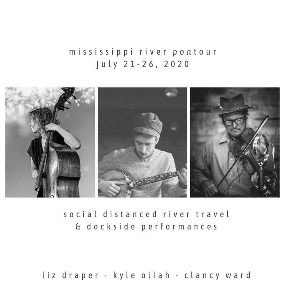 Mississippi River Pontour