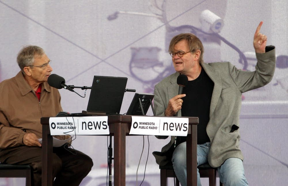 Garrison Keillor on Midday