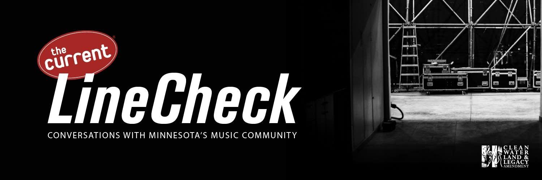 LineCheck series header graphic