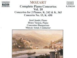 Wolfgang Amadeus Mozart - Piano Concerto No. 7: III. Rondeau