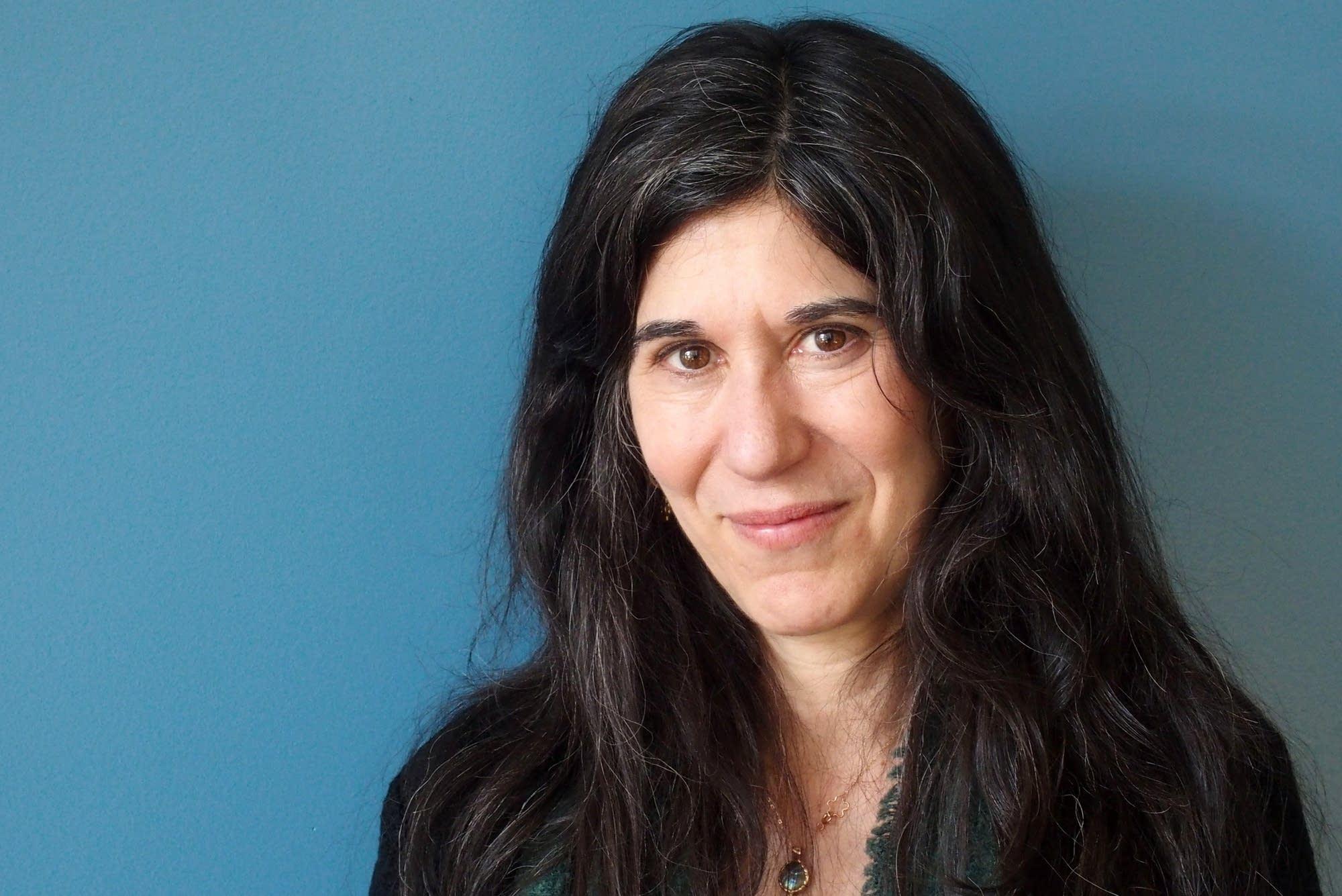 Director and screenwriter Debra Granik