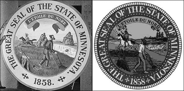 state seal revisionist history