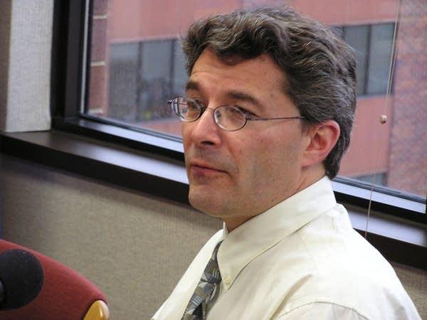Comissioner Brad Moore