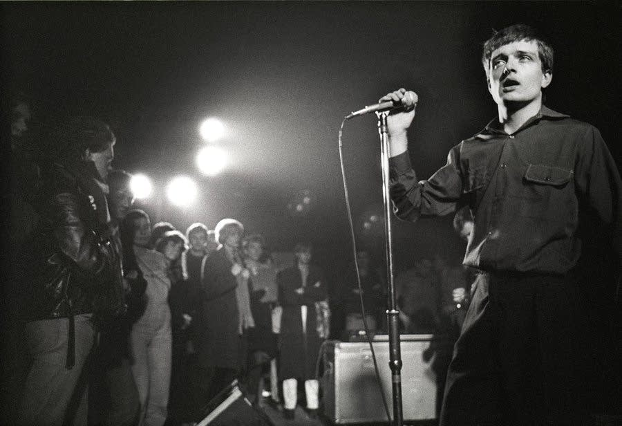 1183601c7b2 Today in Music History  Joy Division make their debut