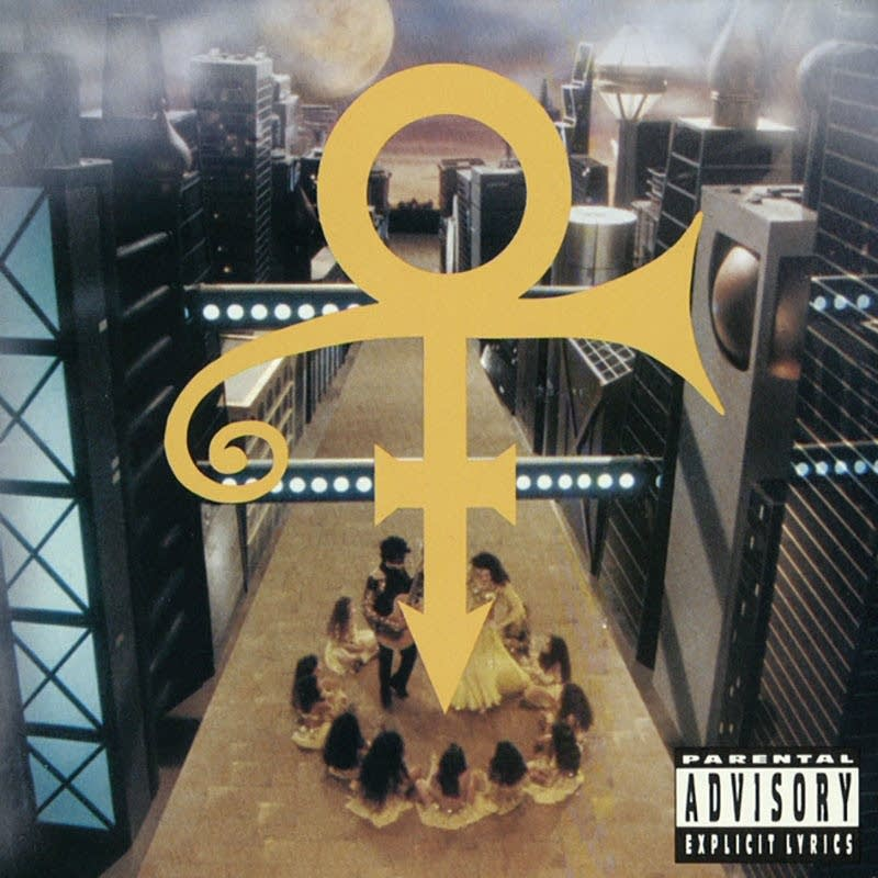 Prince Love symbol album cover