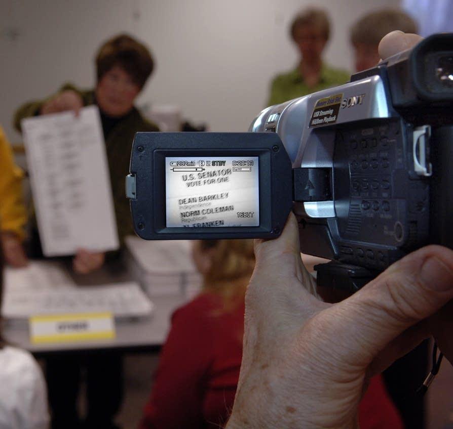 Video taping