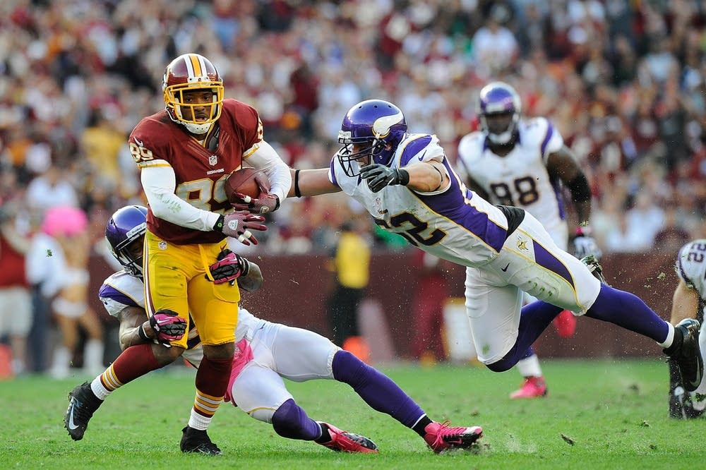 Minnesota Vikings v Washington Redskins