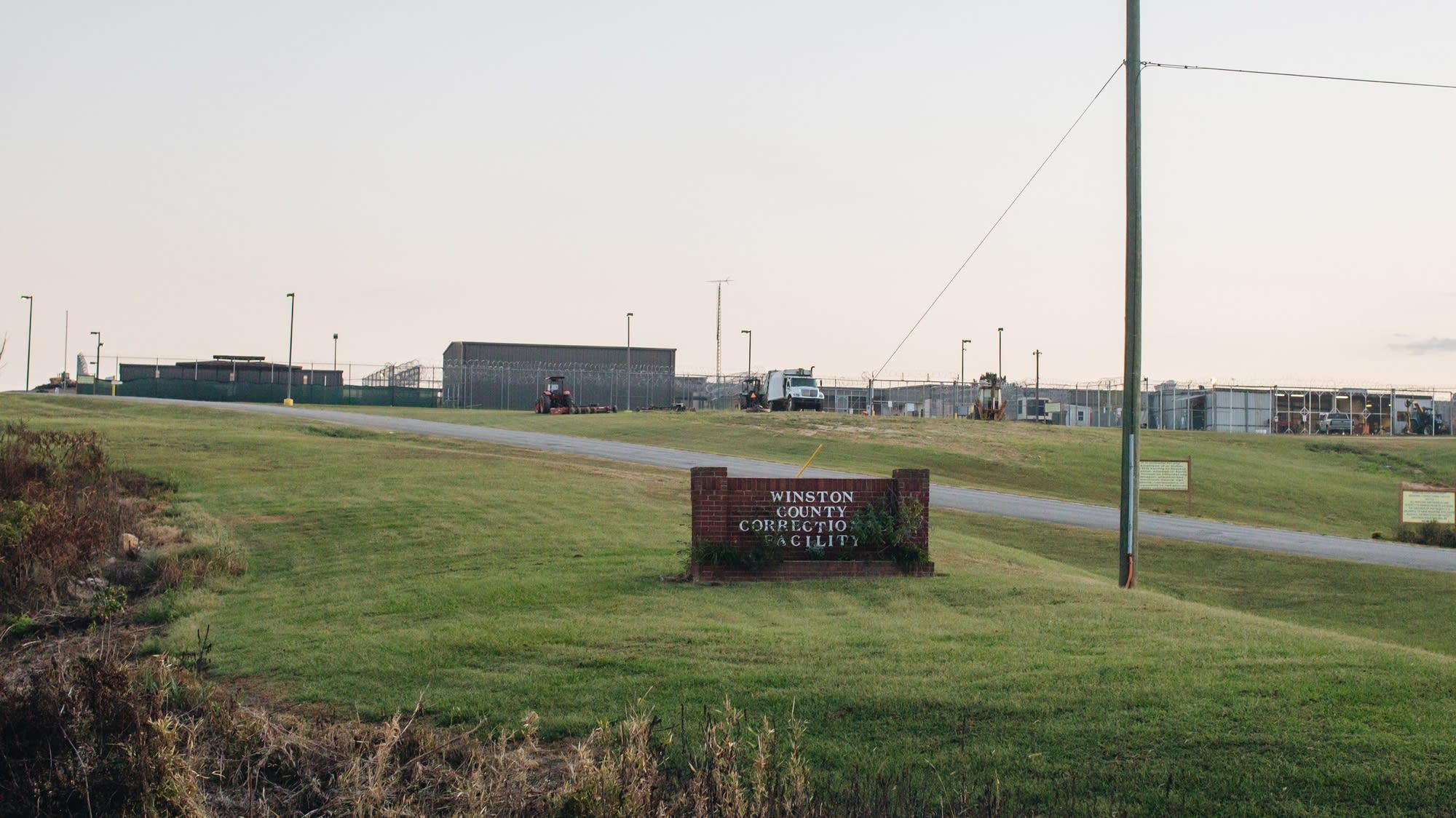 Winston-Choctaw County Correctional Facility