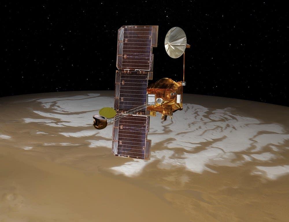 NASA's Mars Odyssey