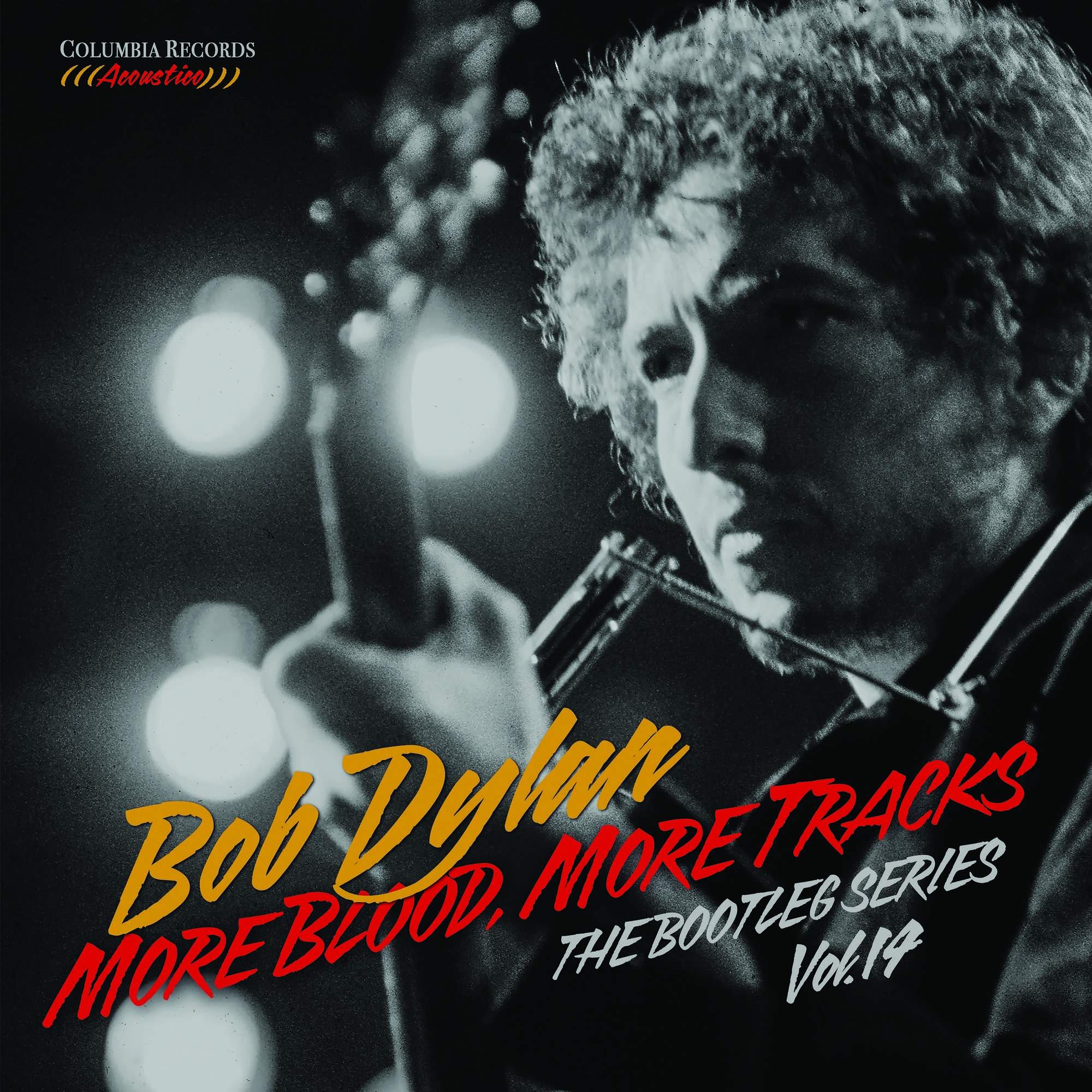 Bob Dylan's album 'More Blood, More Tracks.'