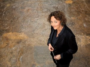 Nathalie Stutzmann, conductor and contralto