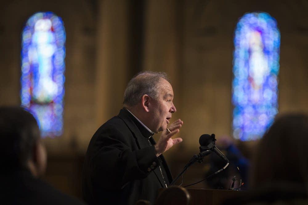 Archbishop Bernard Hebda