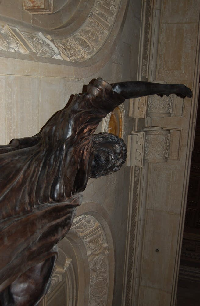 Statue of St. Paul