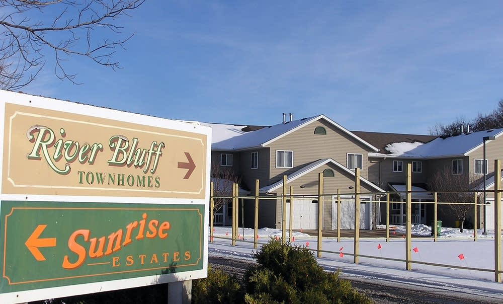 Townhomes are in high demand.