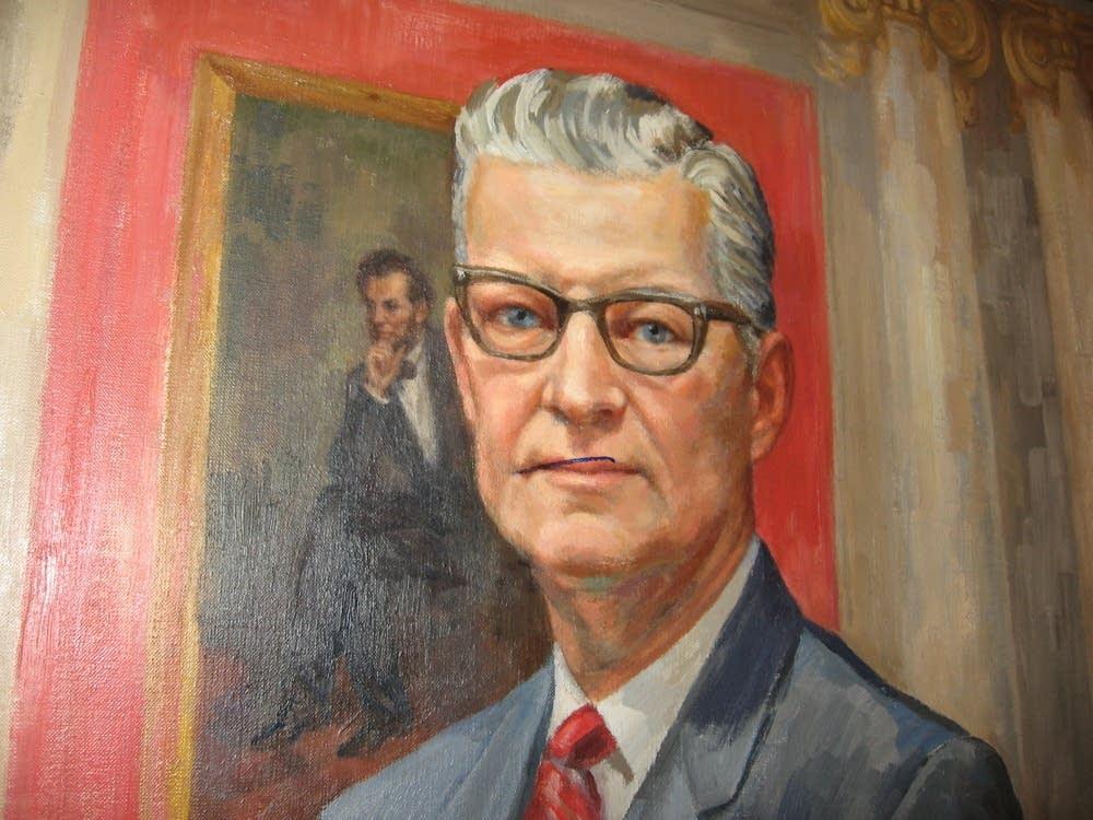 Former Gov. Harold LeVander