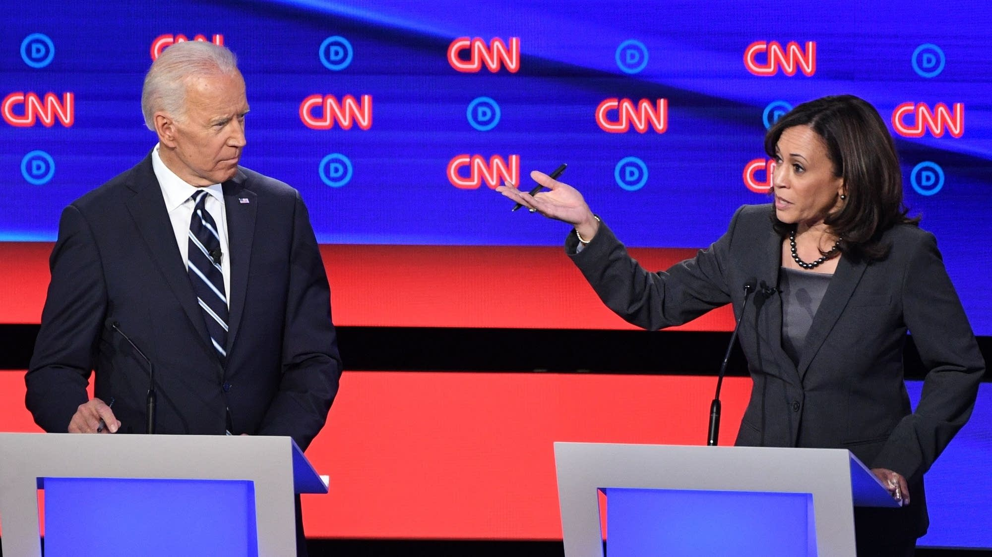 Joe Biden Selects Senator Kamala Harris as Vice