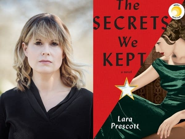 "Lara Prescott, author of ""The Secrets We Kept."""