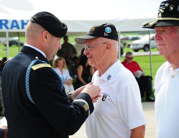 Storied 101st Airborne marks 70th anniversary | MPR News