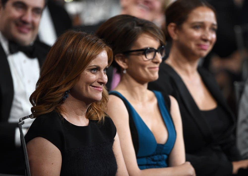 Amy Poehler, Tina Fey and Maya Rudolph