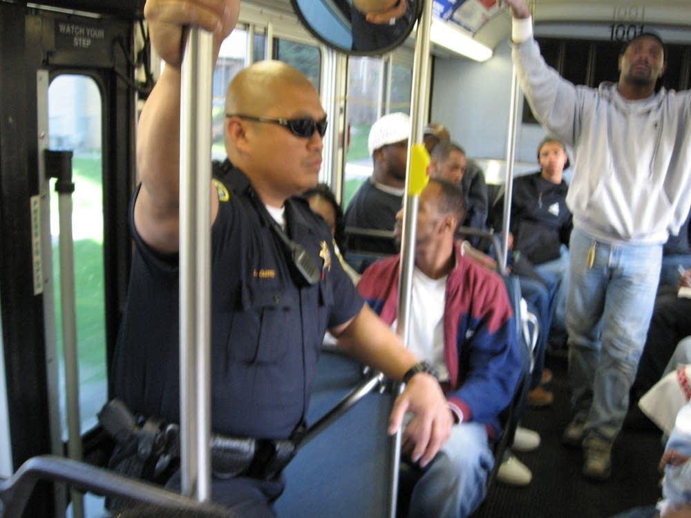 Officer Leo Castro