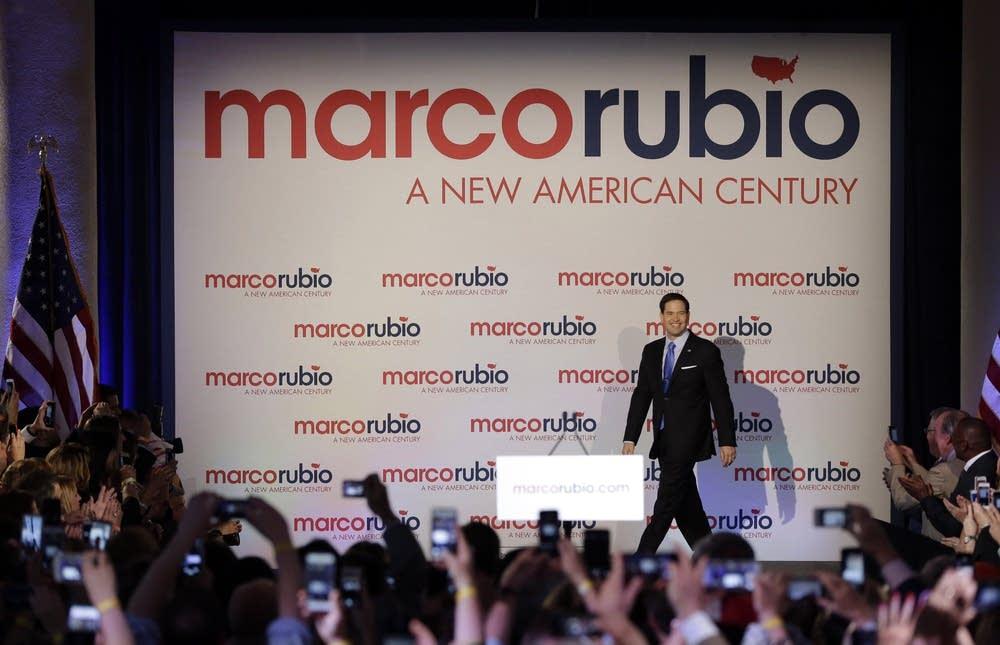 Sen. Marco Rubio announces candidacy