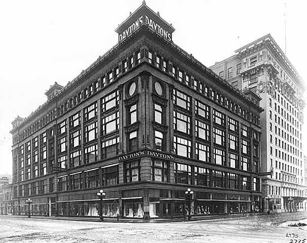 Dayton's department store in Minneapolis
