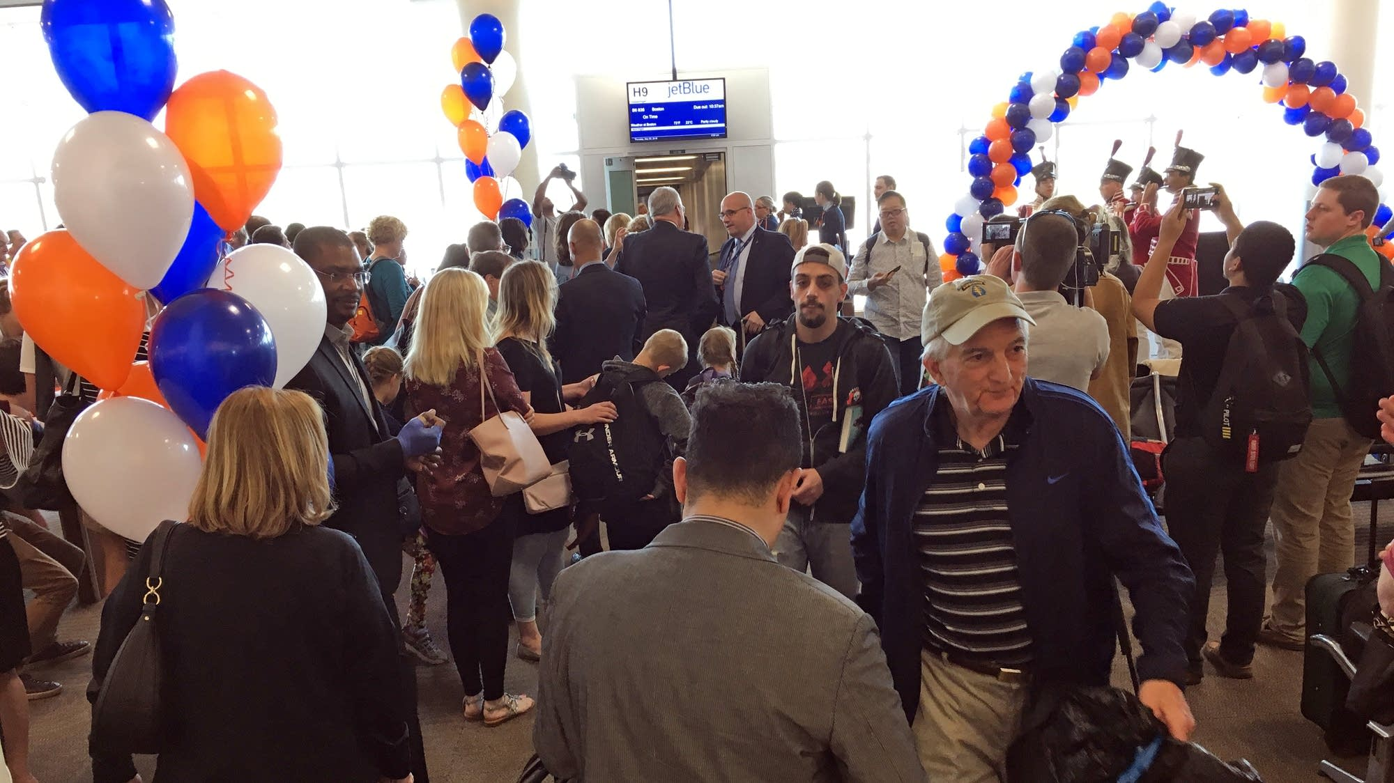 JetBlue Lands in Minneapolis, Making the Twin Cities the Airline's 102nd Destination
