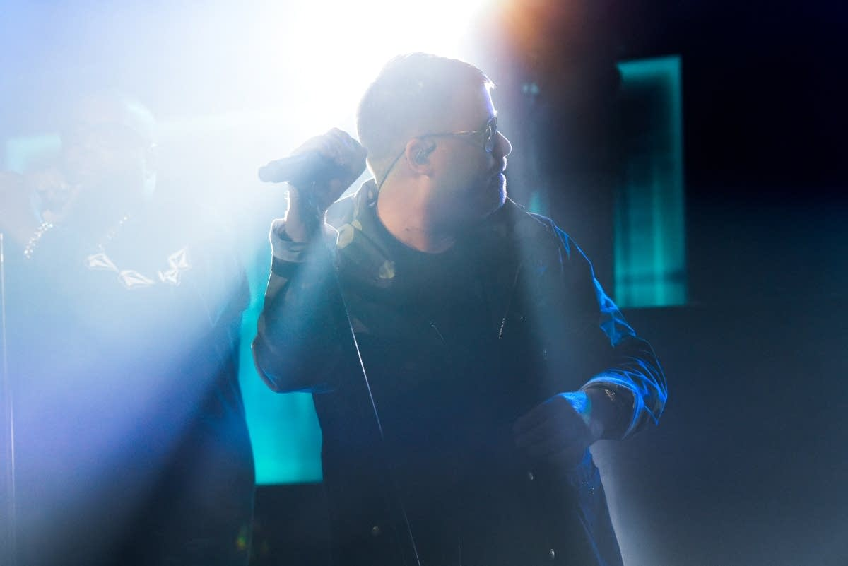 Run the Jewels perform on 'The Late Show with Stephen Colbert'