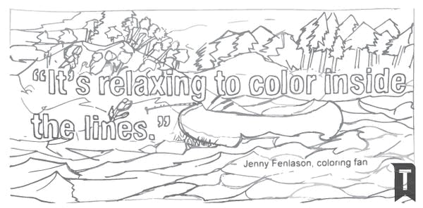 - How Adult Coloring Books Became A Million-dollar Trend MPR News