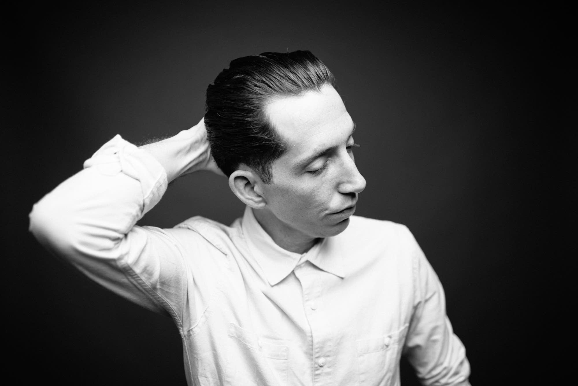 Pokey LaFarge portrait at The Current