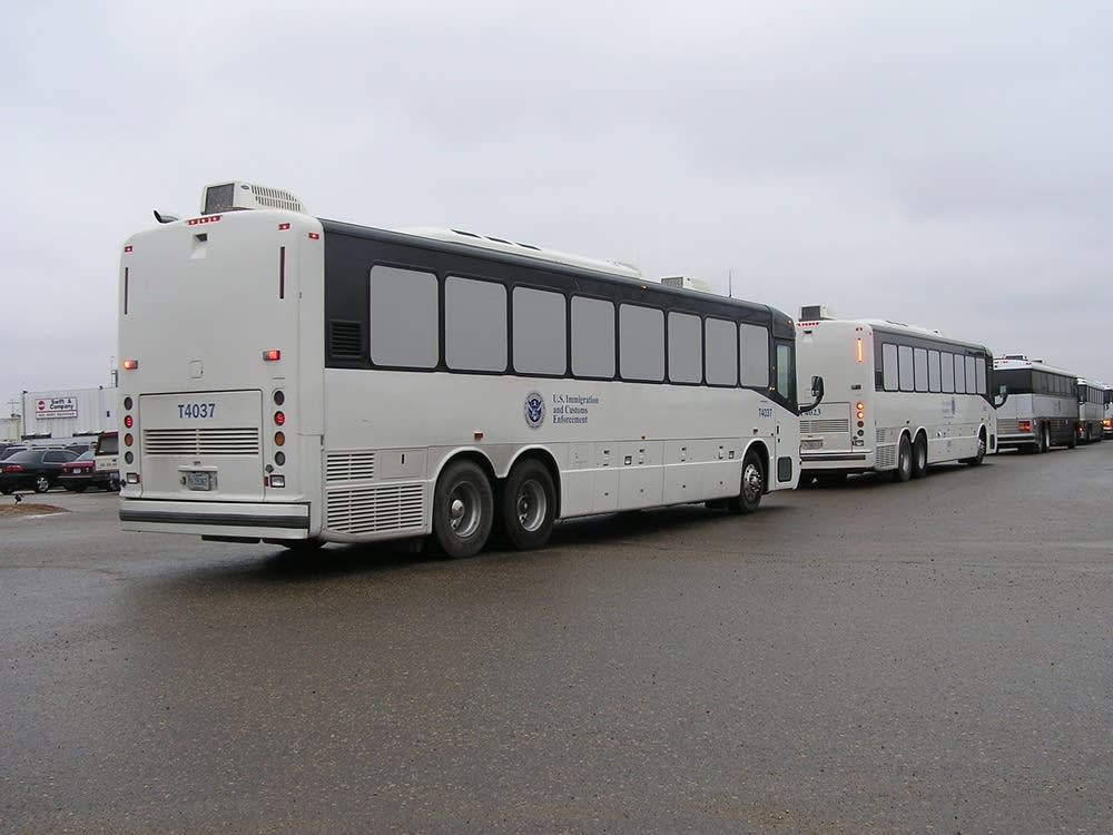 ICE buses