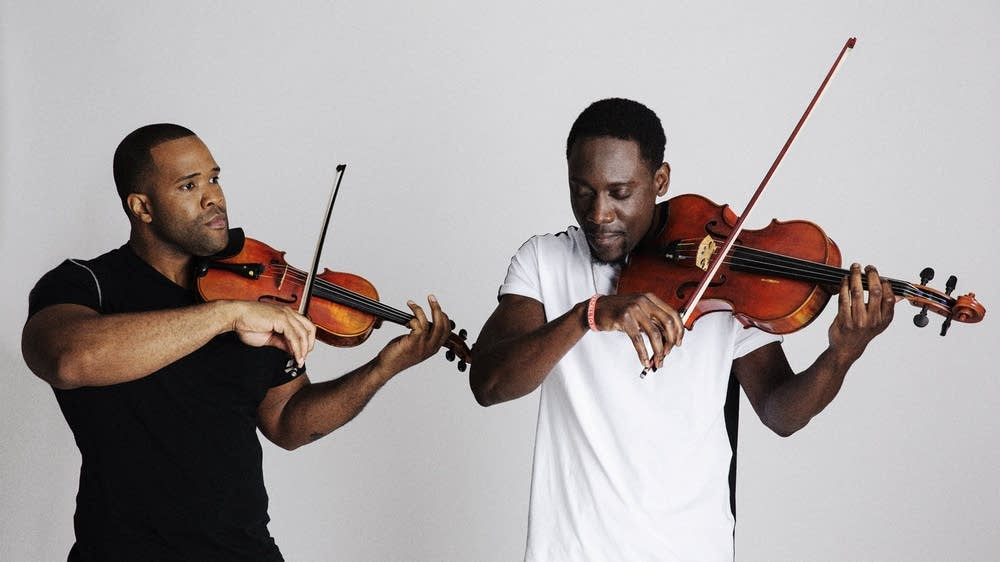 Black Violin's new album is called 'Stereotypes'.