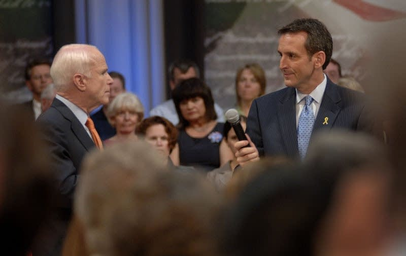 McCain and Pawlenty