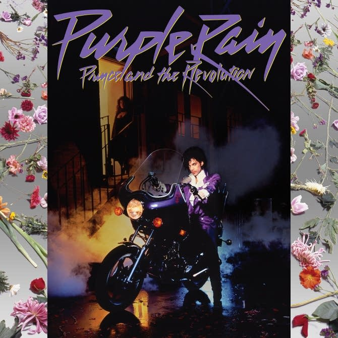 'Purple Rain' Deluxe Edition album artwork