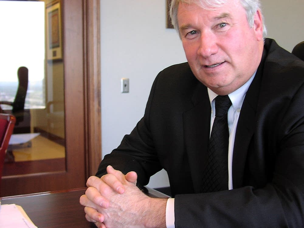 Patrick Kelly, President, Minnesota State Bar