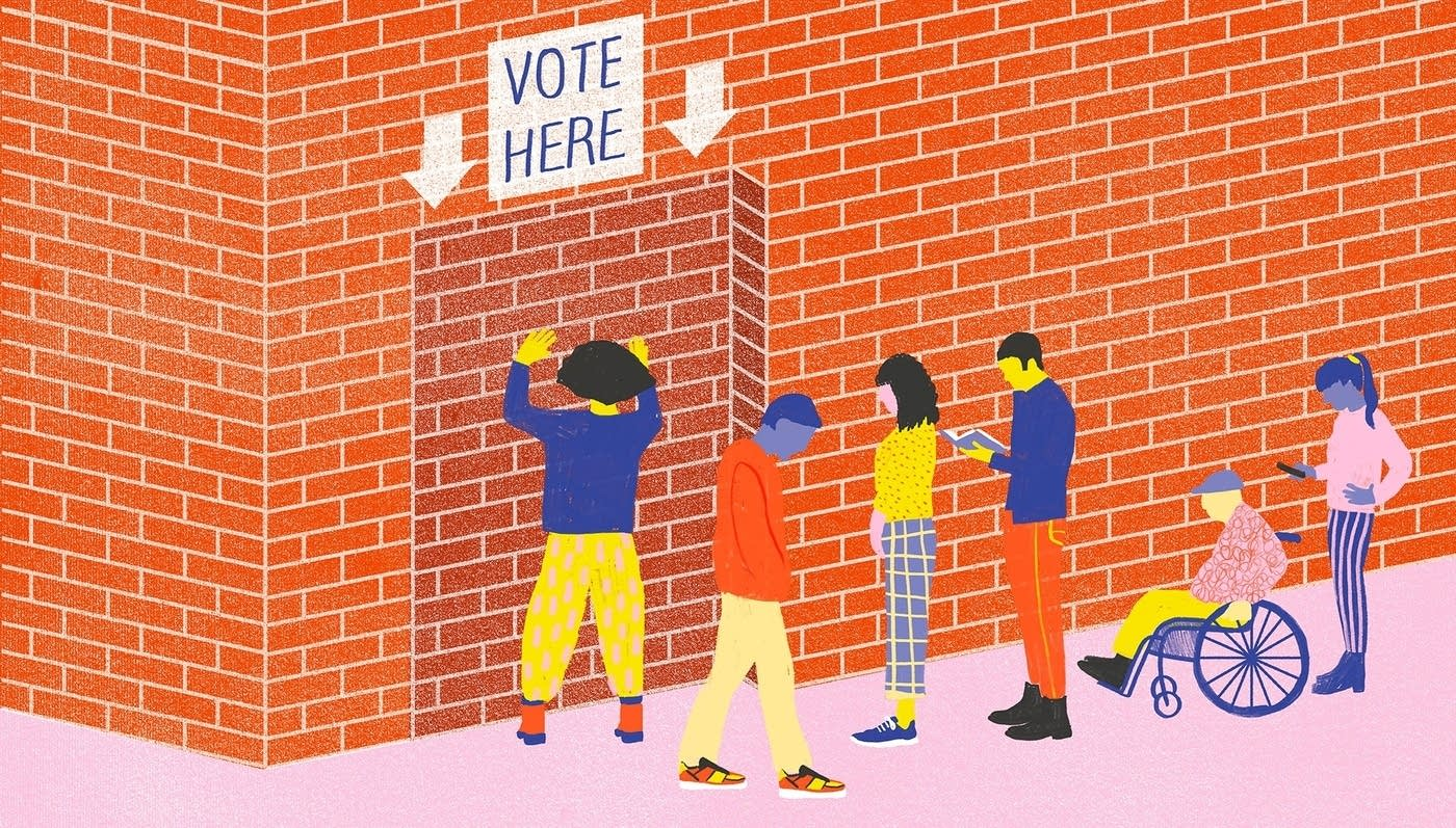 A Georgia law prevented 87,000 people from voting last year. And it could have a big impact in 2020