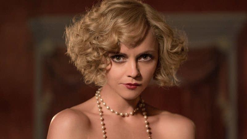 Christina Ricci plays Zelda Fitzgerald in 'Z.'