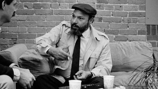 August Wilson, May 1985