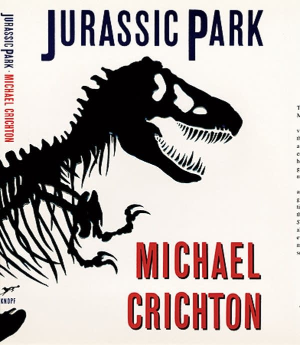 """Jurassic Park,"" by Michael Crichton"