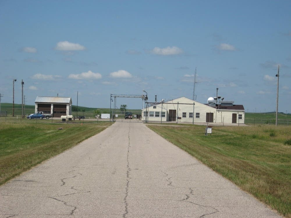Top secret nuclear missile facility opens to public | MPR News
