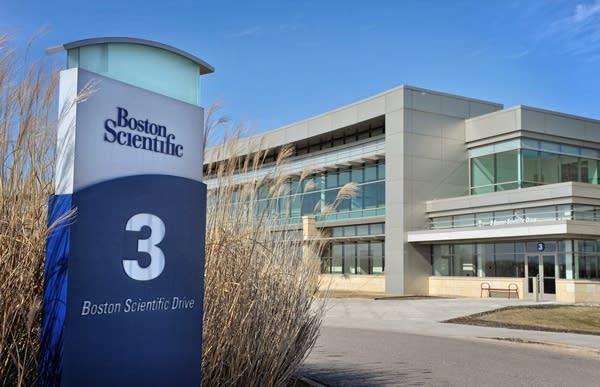 Boston Scientific in Arden Hills