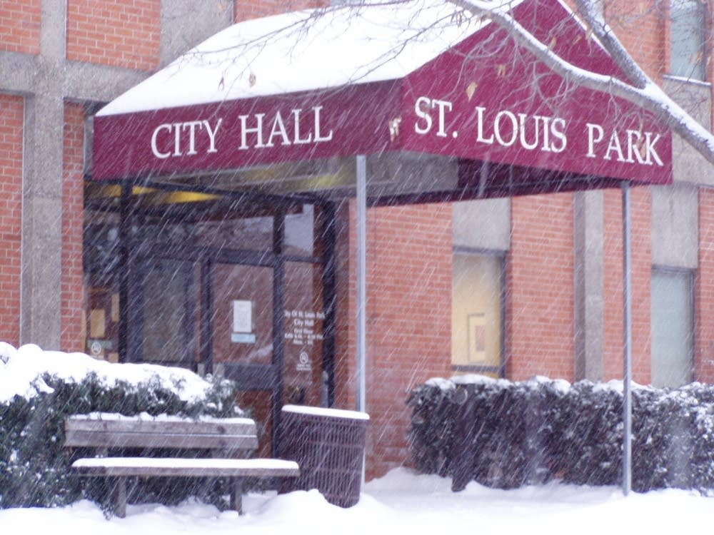 St. Louis Park City Hall