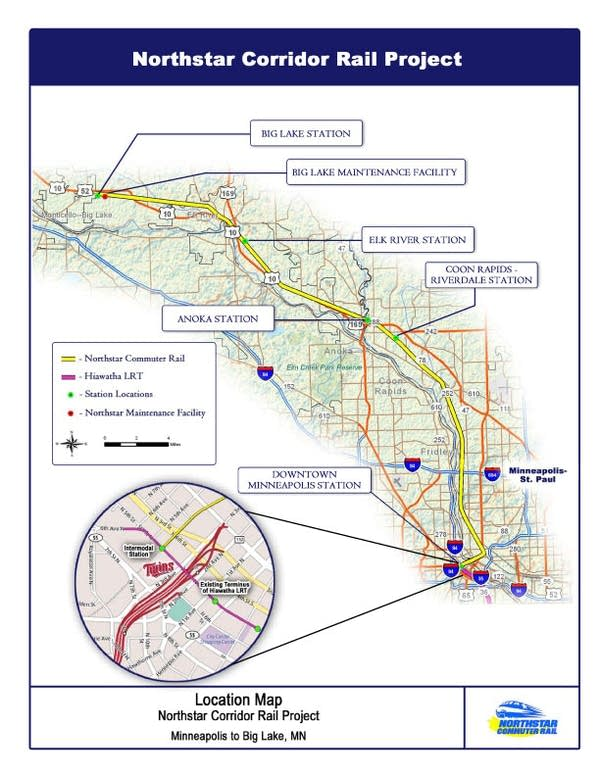Northstar route