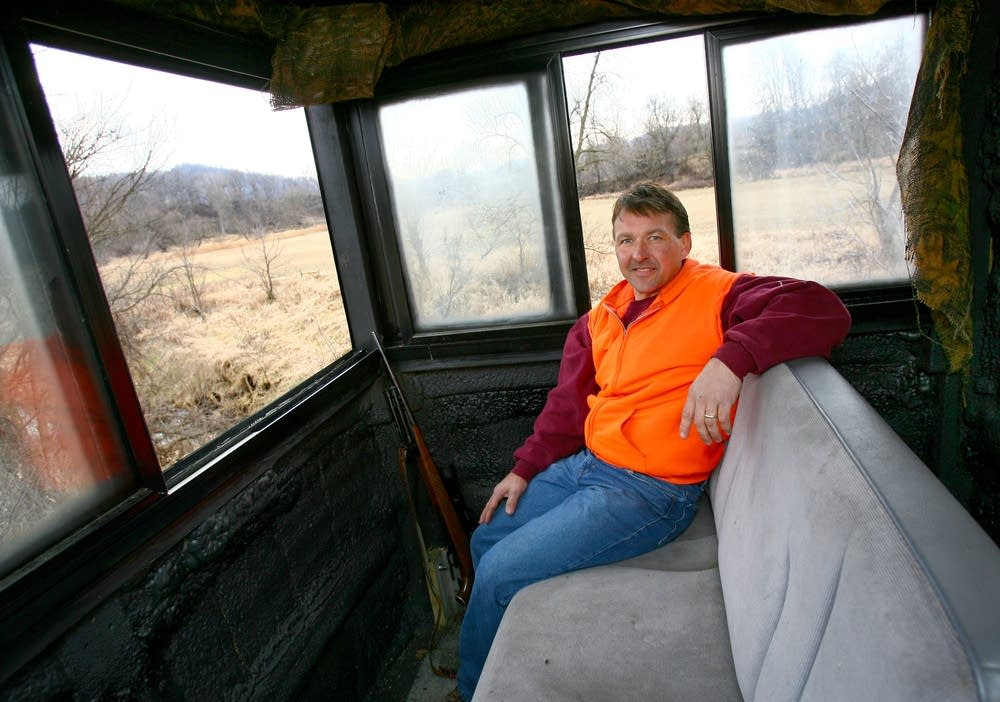 Deer Hunting Stands Go Upscale Mpr News