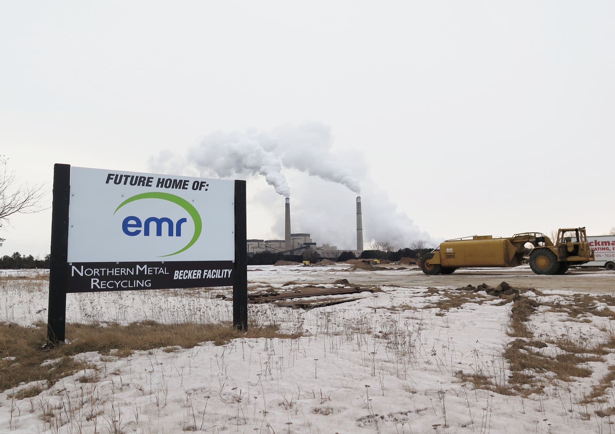 Northern Metals is moving its scrap metal recycling operations.
