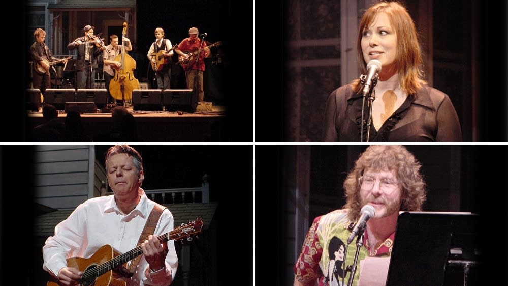 Old Crow Medicine Show, Suzy Bogguss, Tommy Emmanuel, Sam Bush