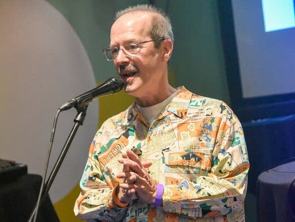 Forecast Public Art founder Jack Becker