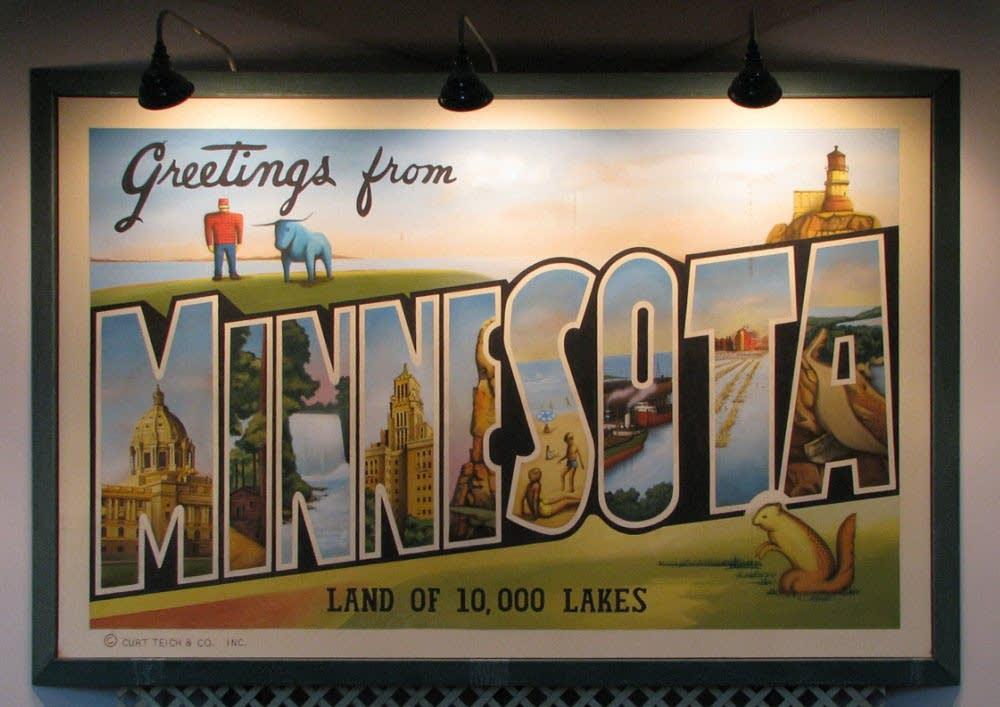 Greetings from Minnesota