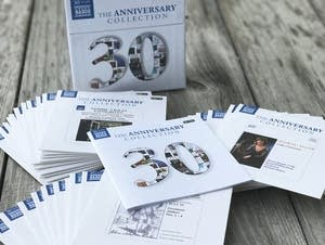 Naxos 30th Anniversary Collection Box Set