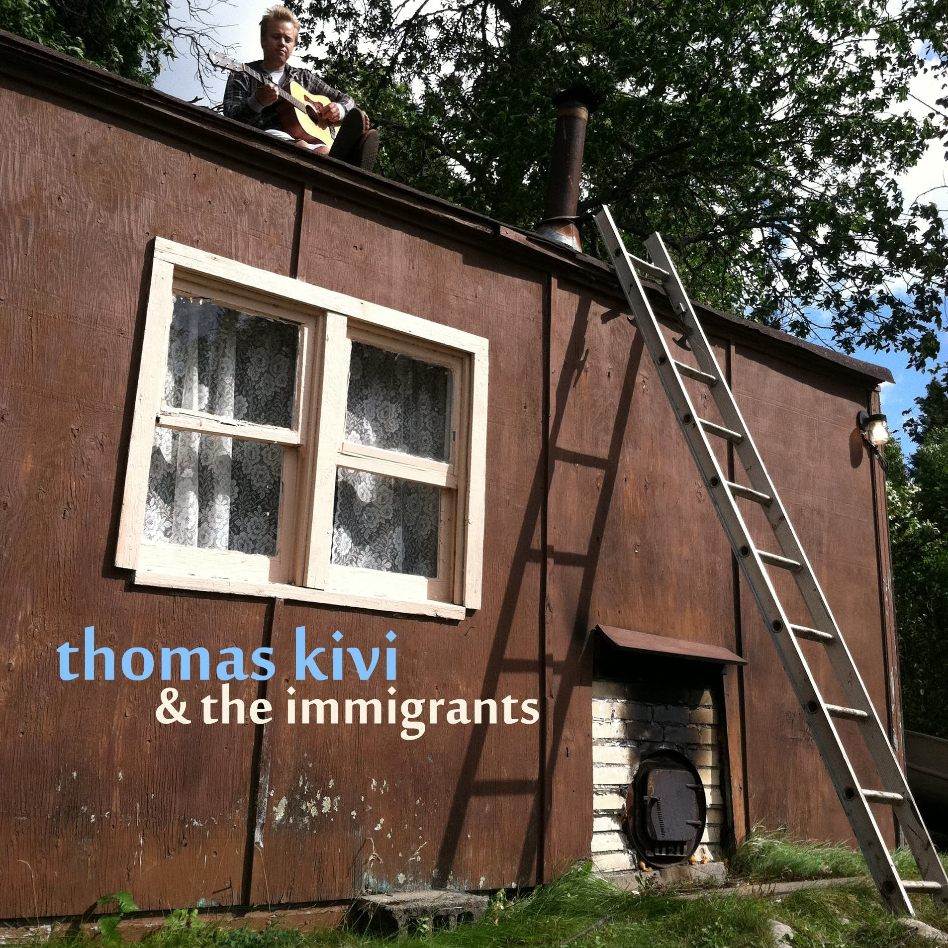 Thomas Kivi and The Immigrants EP